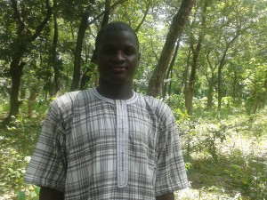 Samuel Mbainarem à Moundou