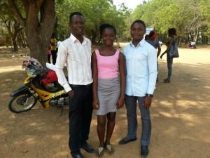 equipe SOHA Togo